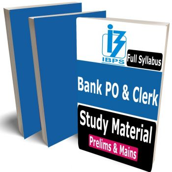 All BANK PO/CLERK Toppers Complete Study Material, Buy Full Syllabus Covered Books (The Best Hand Written Notes by Top-Faculty)