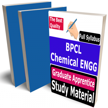BPCL Chemical Engineering Graduate Apprentice Study Material (Topic-wise), Buy Full Syllabus Covered Best Handwritten Toppers Notes