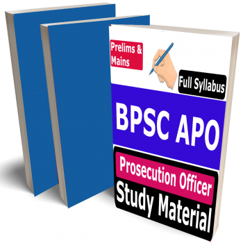 BPSC APO Study Material (Topic-wise), Buy Full Syllabus Covered Best Handwritten Toppers Notes (Assistant Prosecution Officer)