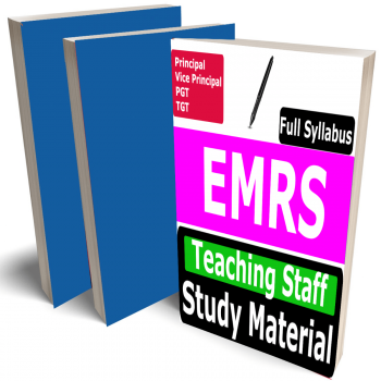 EMRS Teaching Staff Study Material (Topic-wise), Buy Full Syllabus Principal, Vice Principal, PGT, TGT Best Handwritten Toppers Notes
