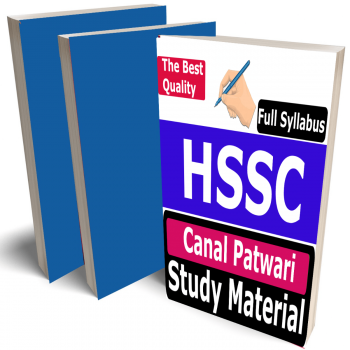 HSSC Canal Patwari Study Material (Topic-wise), Buy Full Syllabus Covered Best Handwritten Toppers Notes (Haryana Canal)