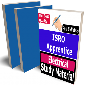 ISRO Apprentice Electrical Study Material (Topic-wise), Buy Full Syllabus Covered Best Handwritten Toppers Notes