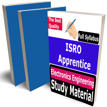ISRO Apprentice Electronics Engineering Study Material (Topic-wise), Buy Full Syllabus Covered Best Handwritten Toppers Notes ( ECE)