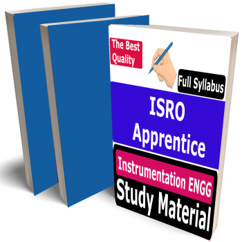 ISRO Apprentice Instrumentation Engineering Study Material (Topic-wise), Buy Full Syllabus Covered Best Handwritten Toppers Notes (IN)