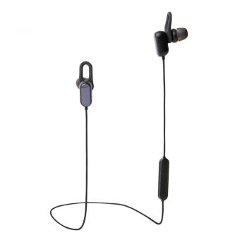 Mi Sports Bluetooth Earphones Basic Dynamic bass with Sweat Proof, up to 9 hrs Battery Backup (Black)