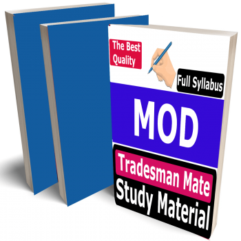 MOD Tradesman Mate Study Material (Topic-wise), Buy Full Syllabus Covered Best Handwritten Toppers Notes (MTS Fireman, Fire Fitter)