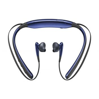 Samsung Level U Bluetooth Neckband Stereo Headset  (Blue, In-Ear)