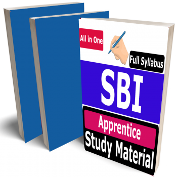 SBI Apprentice Study Material (Topic-wise), Buy Full Syllabus Covered Best Handwritten Toppers Notes