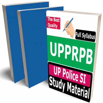UP Police SI Study Material (Topic-wise), Buy Full Syllabus Covered Best Handwritten Toppers Notes (UPPRPB)