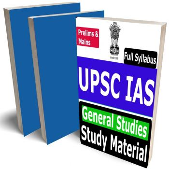 IAS General Studies Study Material (UPSC Civil Services Exam), Buy Full Syllabus Books (Best Handwritten Toppers Notes)(Prelims & Mains)